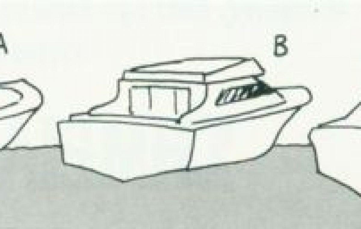 Πολυεστερικά σκάφη και το σχήμα της γάστρας τους