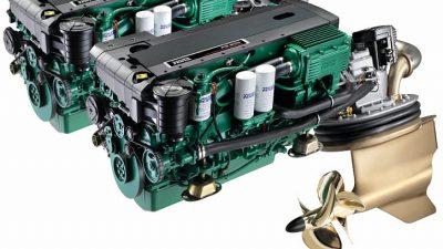 Εμπορικές εφαρμογές IPS της Volvo Penta