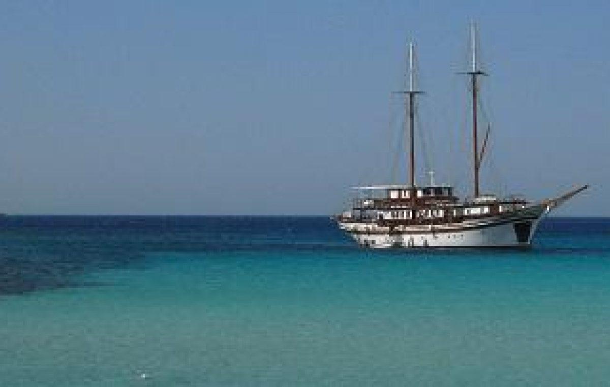 Βάζοντας πλώρη για του Αιγαίου τα νερά