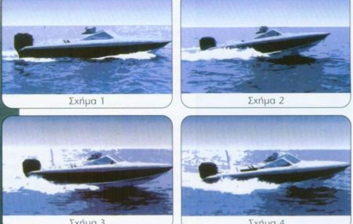 Πλανάροντας με μικρό μηχανοκίνητο σκάφος