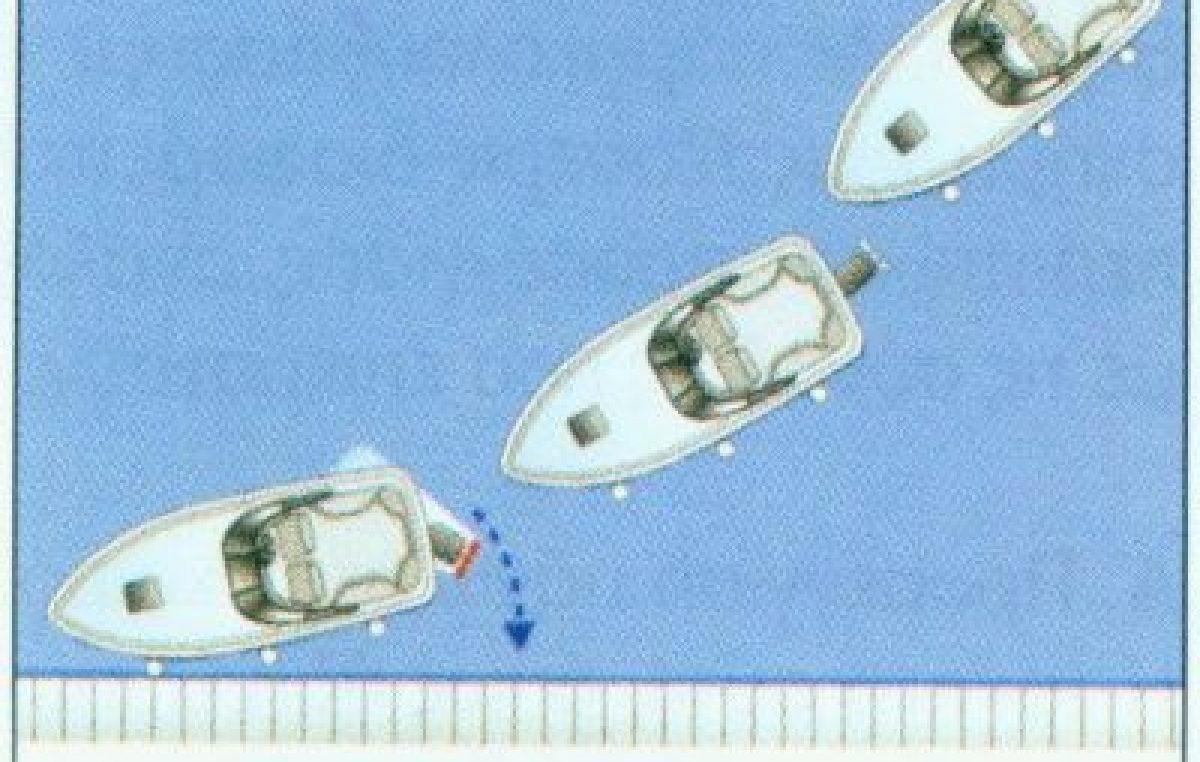 Μικρό μηχανοκίνητο σκάφος & ρεμετζάρισμα