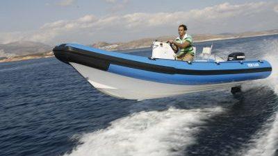 Πως πλανάρει το φουσκωτό σκάφος