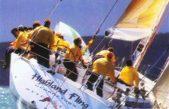 Slab reefing, o παραδοσιακός και πιο διαδεδομένος τρόπος μουδαρίσματος της μαΐστρας στο ιστιοπλοοικό σκάφος