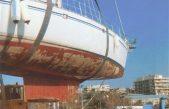 Χειμερινή συντήρηση ιστιοφόρου σκάφους