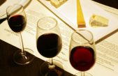 Τυριά, αλλαντικά και κρασί