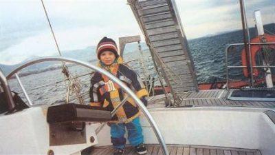 Λιλιπούτειοι ναύτες  Από μικροί στα πέλαγα…