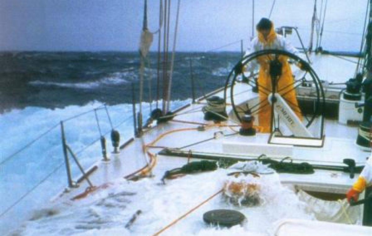 Διαρροή στο σκάφος