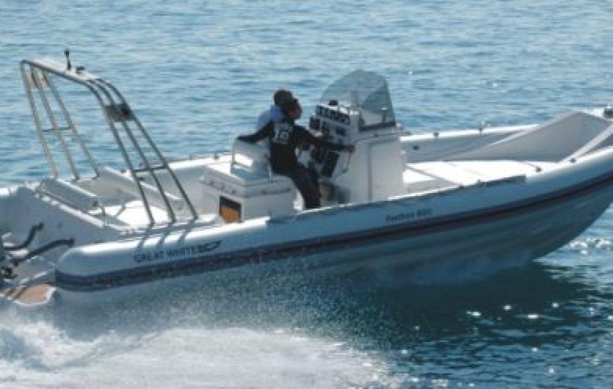 Προστασία γάστρας φουσκωτού σκάφους
