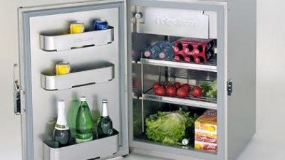 Το ψυγείο στο σκάφος
