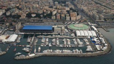 50ο Διεθνές Ναυτικό Σαλόνι Γένοβας Μέρος Α