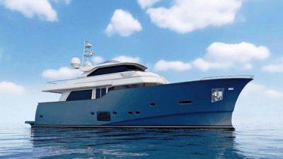 Ferretti Wave Efficient Yacht
