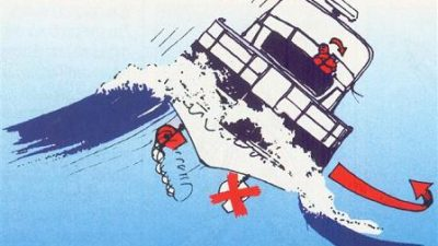 Broach και στο πολυεστερικό σκάφος