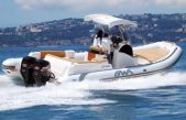 Mas Marine:  φουσκωτά σκάφη BWA