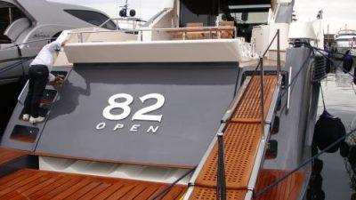Ναυτικό Σαλόνι της Γένοβας Μέρος Β