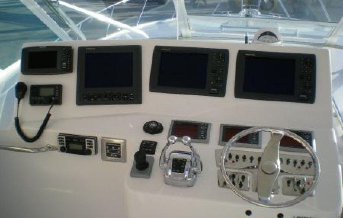 Cabo  40 Express – Zeus  Drives