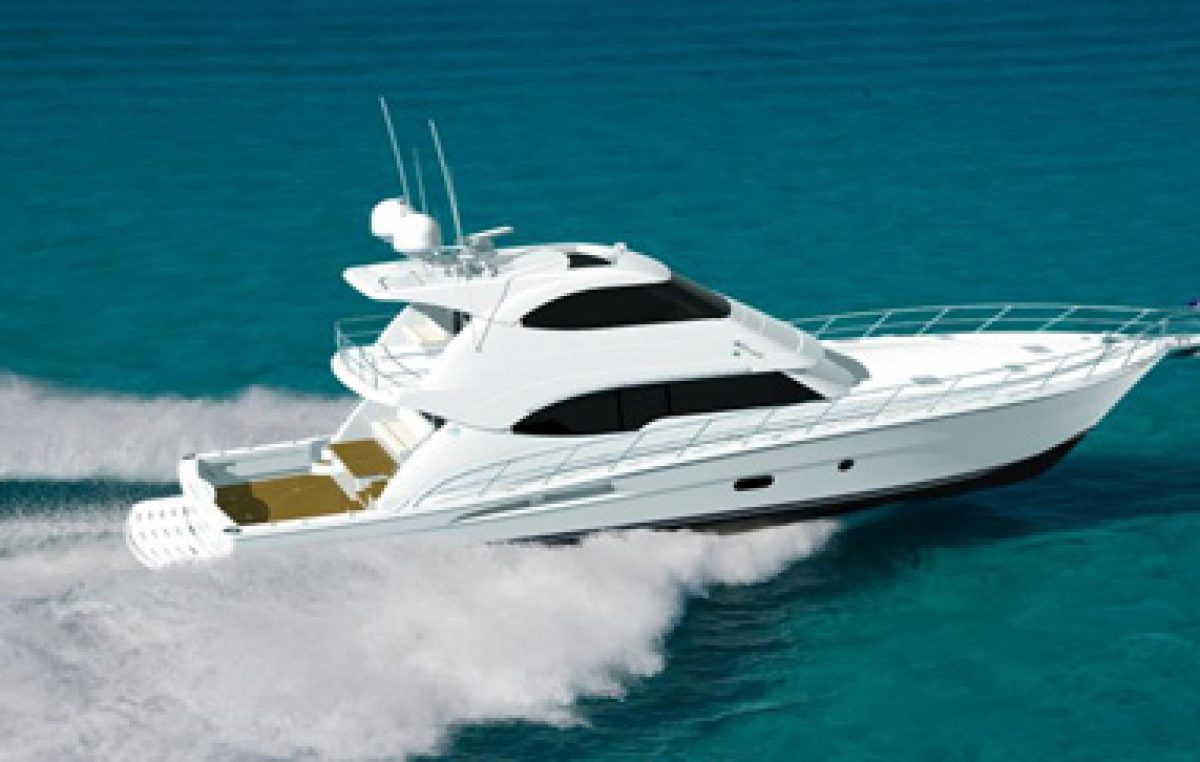 RIVIERA 235 ENCLOSED FLYBRIDGE