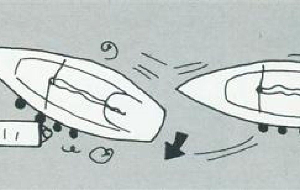 Πως πρέπει να πλησιάζει το σκάφος στο μώλο