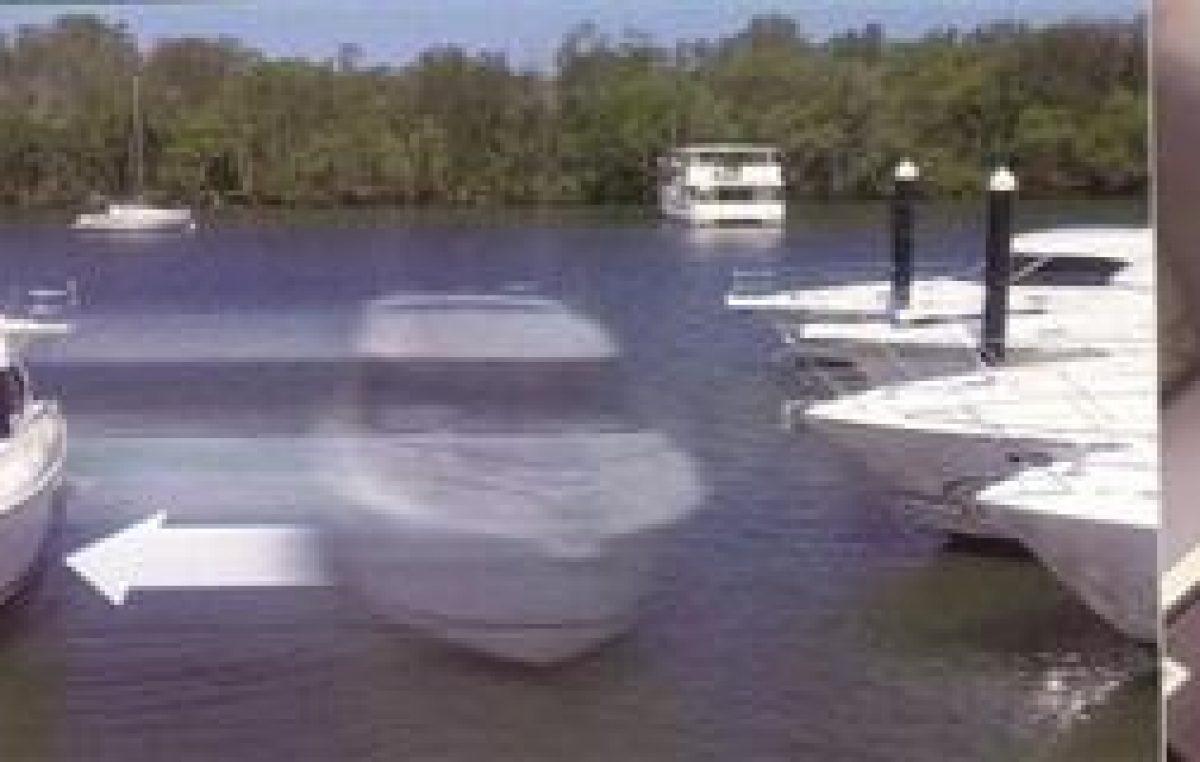 Έλεγχος του σκάφους με joystick: Σύστημα IPS απο τη Volvo Penta.