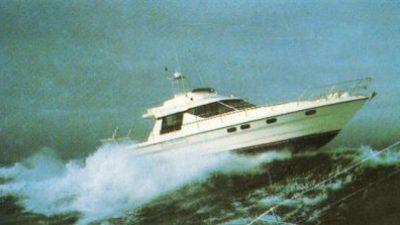 Ταξίδεμα σκάφους κόντρα στον καιρό