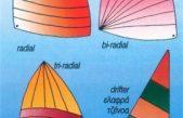 Πανιά ιστιοπλοϊκού σκάφους για ελαφρύ καιρό