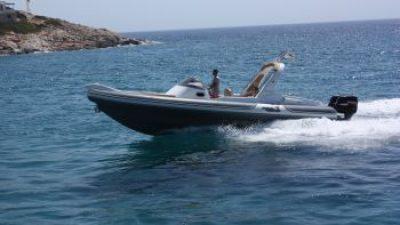 Φουσκωτό σκάφος και ιπποδύναμη