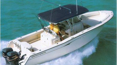 Σκάφη με σχήμα γάστρας SeaV² – Η συνεχώς μεταβαλλόμενη γωνία deadrise