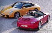Carrera Cabriolet: Η επιλογή των αναγνωστών