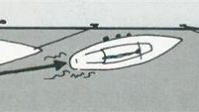 Για εύκολη πλαγιοδέτηση του σκάφους