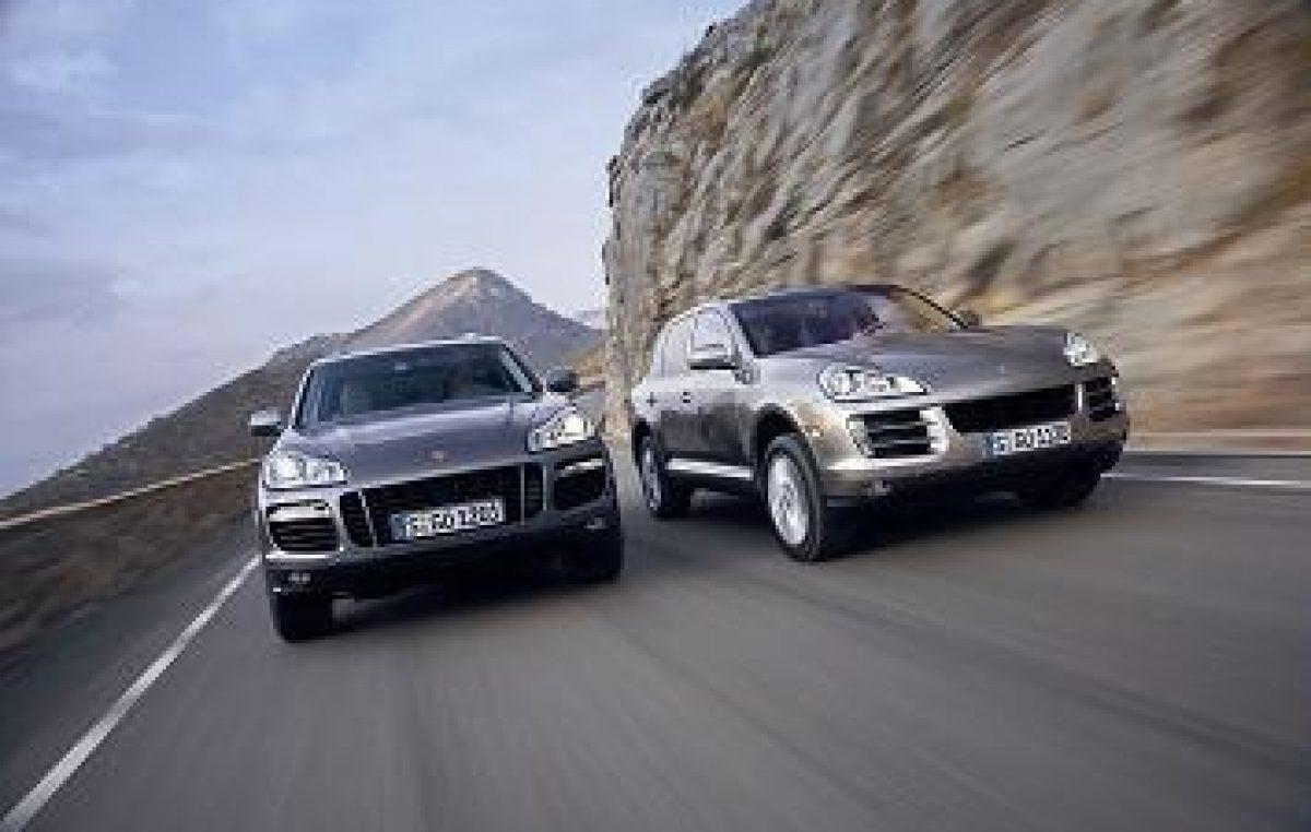 """Η Porsche """"σαρώνει"""" τα πανευρωπαϊκά βραβεία """"Best Auto 2008"""""""