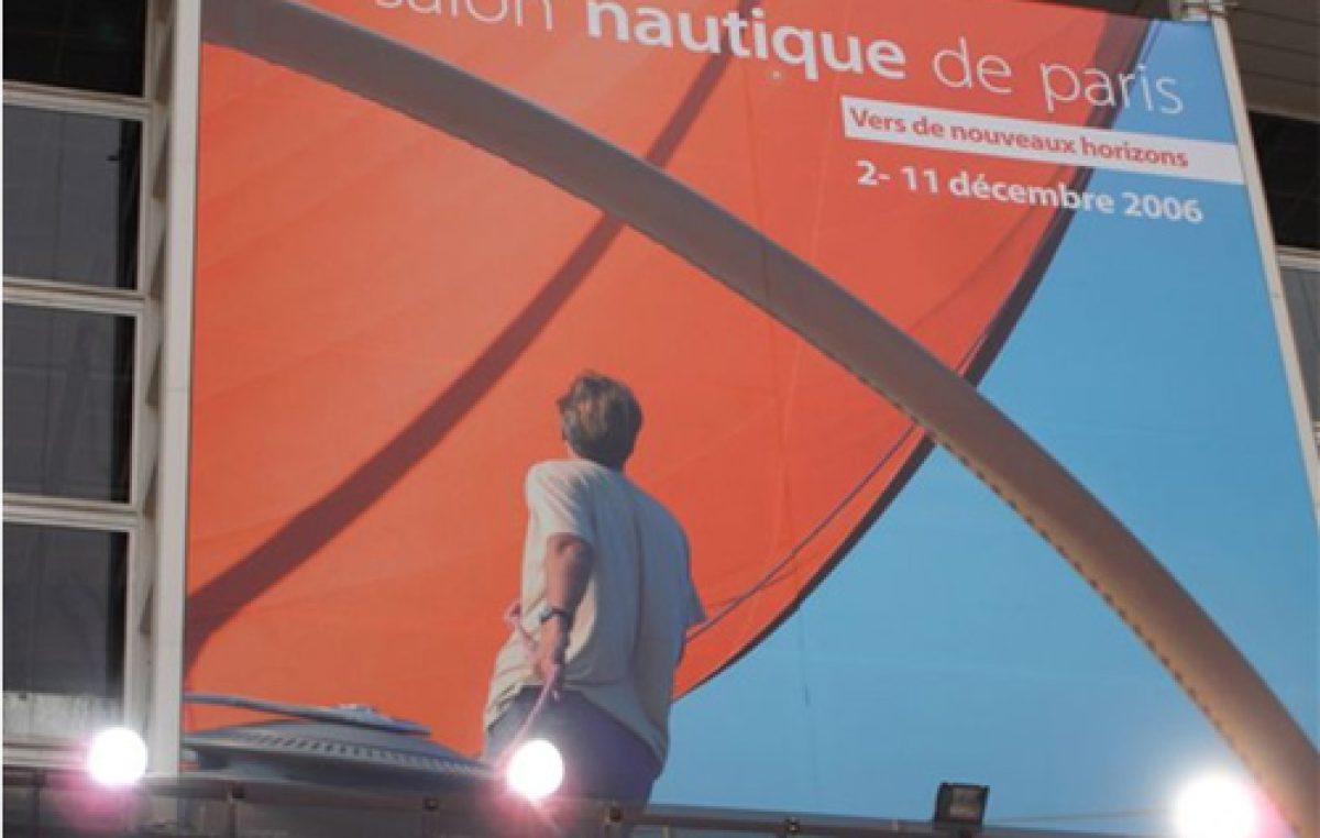 Salon Nautique de Paris 2007