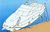 Όταν το σκάφος φεύγει από το μώλο