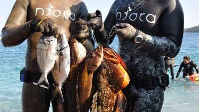 16ο χειμερινό κύπελλο Υ/Β αλιείας Αλκυόνη 2011.