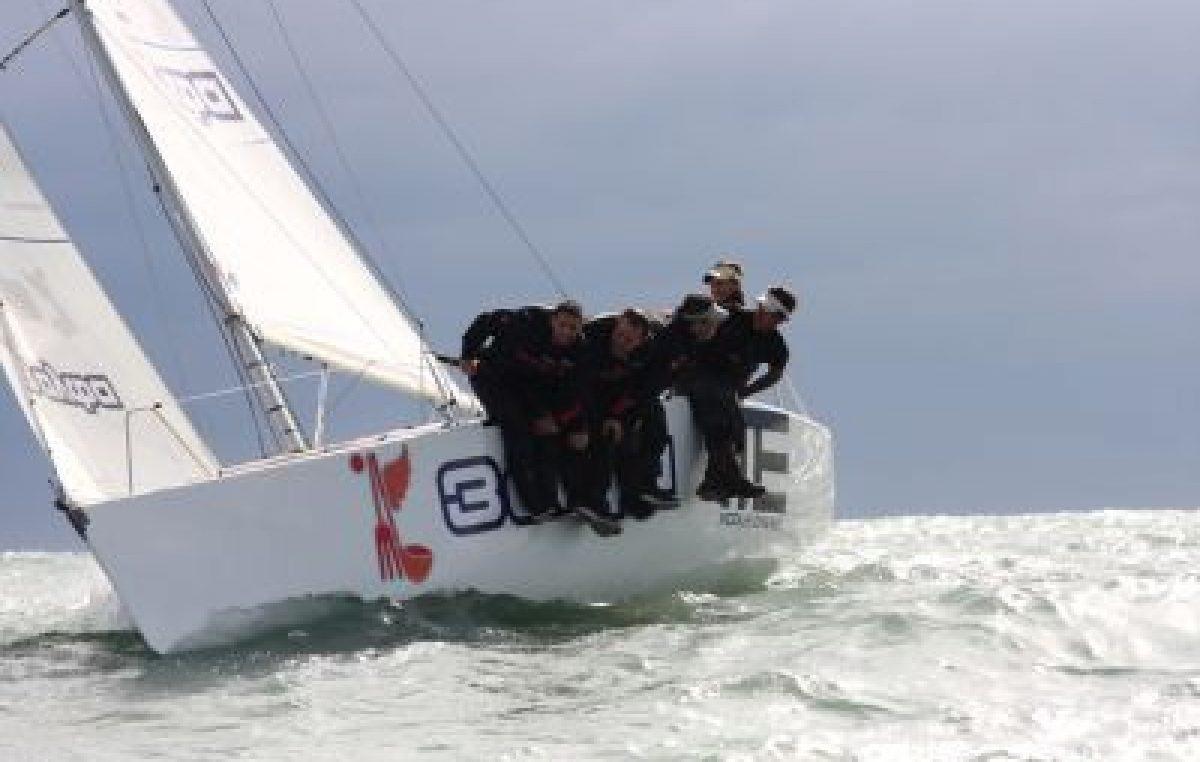 To σκάφος Modus Vivendi-3Άλφα νικητής της Α΄ Φάσης Πανελληνίου Πρωταθλήματος