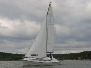 Imexus 28 sailing yacht