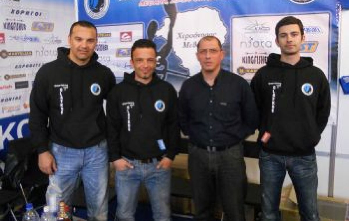 """Ο """"Γλαύκος"""" συμμετείχε στην """"Νatex 2011""""."""