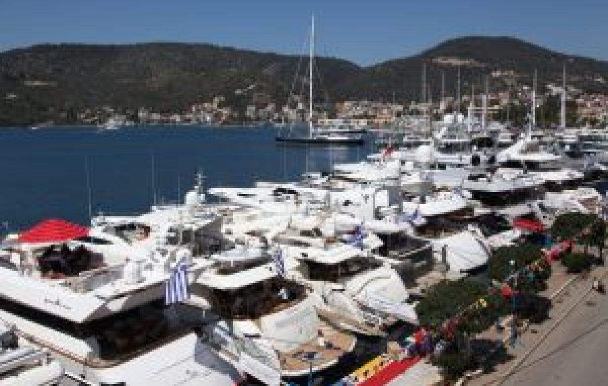 Charter Yacht Show- Poros 2011
