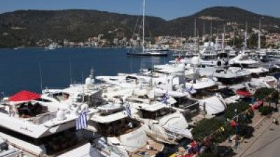 Charter Yacht Show- Poros 2011