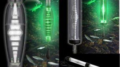 Βυθιζόμενοι φανοί αλιείας  με LED