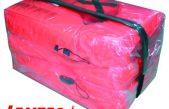 """Νέα Αδιάβροχη Τσάντα Σωσιβίων τύπου """"Dry-bag"""", με ιμάντα και κούμπωμα ασφαλείας"""
