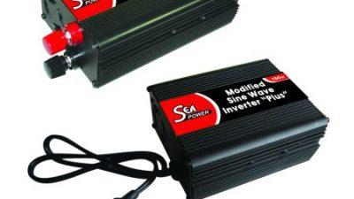 Νέος Μετατροπέας Ρεύματος διαμορφωμένου ημιτόνου «Plus» Sea Power