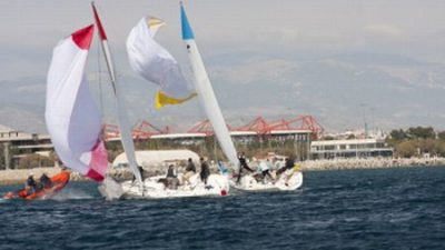 YCG Platu 25 Match Race 2011