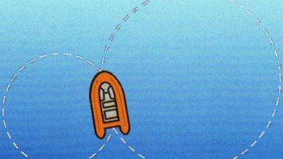 Τα μικρά μυστικά της μανούβρας για φουσκωτά σκάφη.