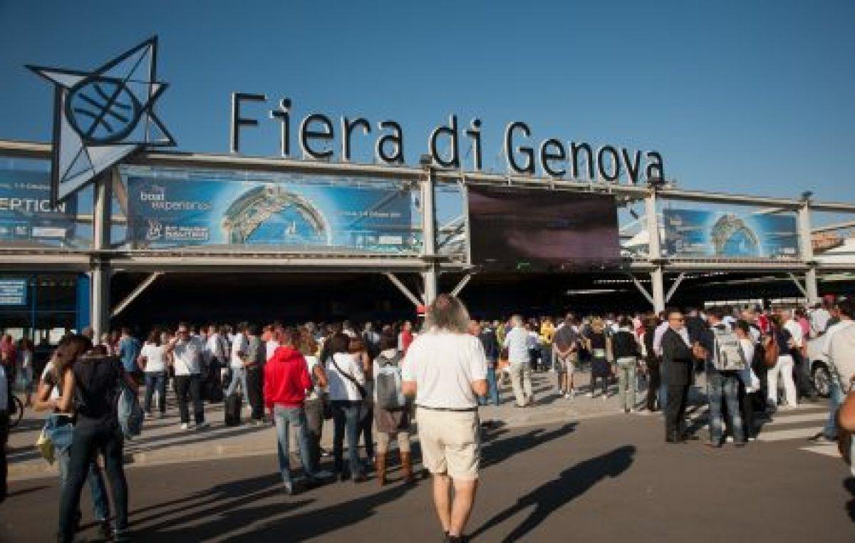 Διεθνές Ναυτικό Σαλόνι Γένοβας 2011