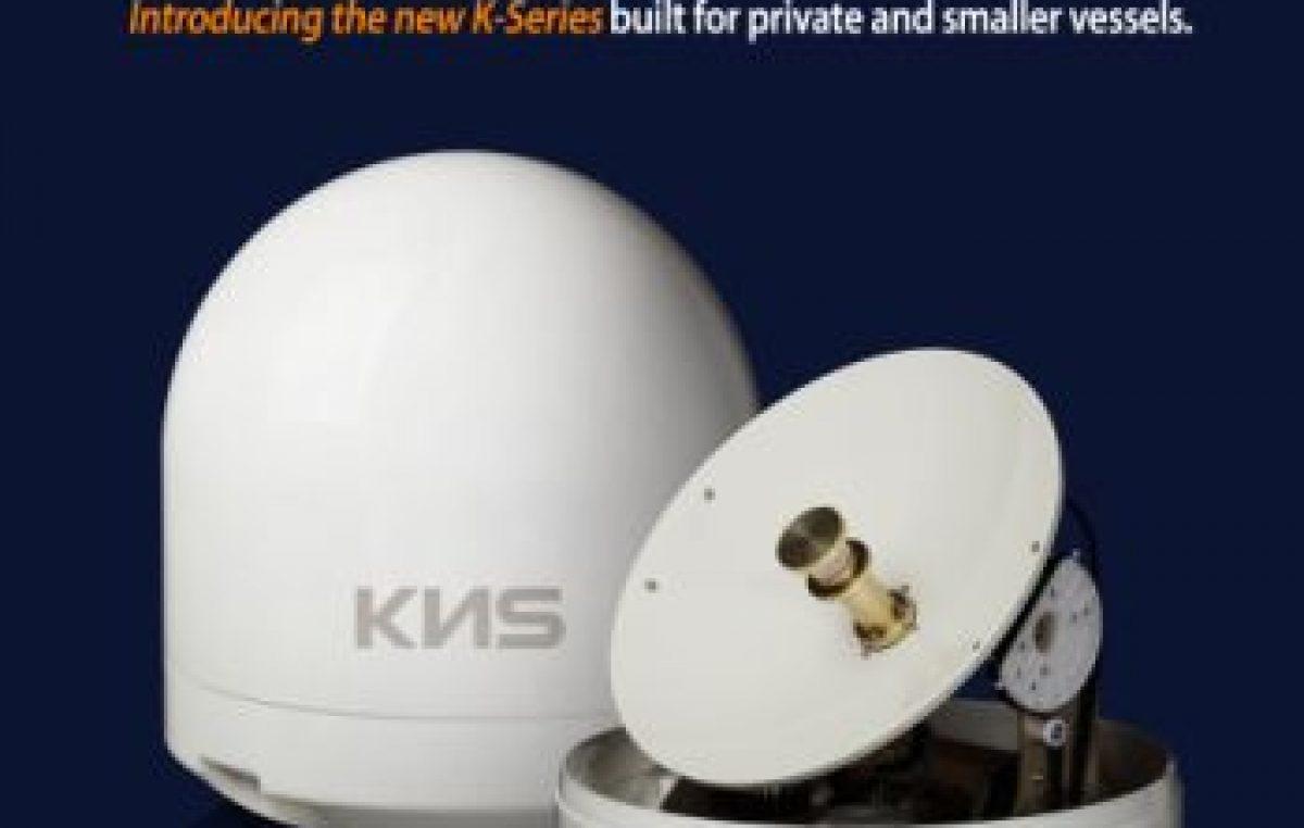 Δορυφορική κεραία TV  KNS Super track new model  K