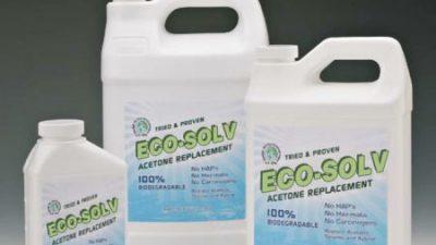 ECO-SOLV  Το «Πράσινο» Διαλυτικό