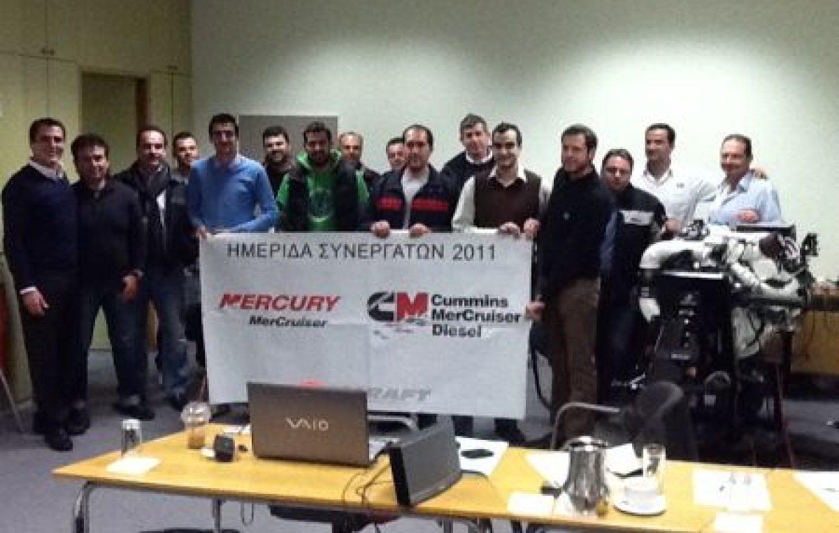 Τεχνικό σεμινάριο αντιπροσώπων Motocraft 2011