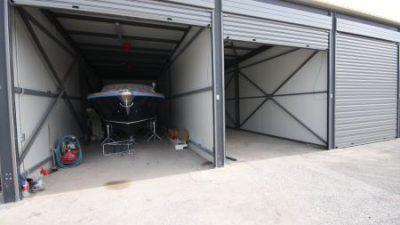 Parking σκαφών στο Λαύριο – Park – in
