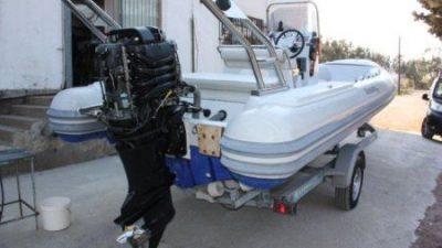 Έλεγχος μεταχειρισμένης εξωλέμβιας μηχανής.