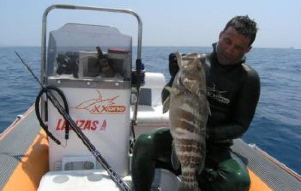 Ο εξοπλισμός ενός υποβρύχιου κυνηγού. Σεμινάριο από τον «Γλαύκο»