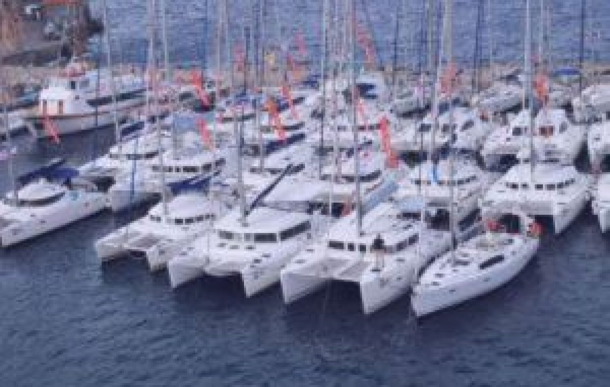 3 Catamarans Cup International Regatta 2012.